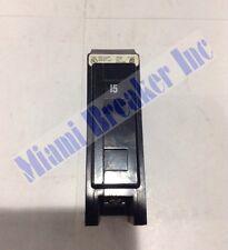GQ1015 Cutler Hammer Circuit Breaker 1 Pole 15 Amp 277V (New)