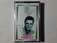 ELVIS PRESLEY The best of vol. 2 mc ITALY RARISSIMA SIGILLATA