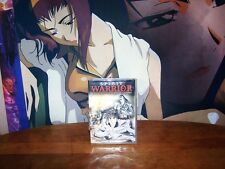 Spirit Warrior - A Harvest of Cherry Blossoms - BRAND NEW - Anime DVD - US Manga