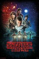Stranger Things - One Sheet Poster 610 x 915 mm.