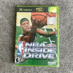 NBA Inside Drive 2003 Original Xbox BRAND NEW Sealed Xbox Video Game
