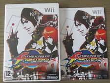 JEU NINTENDO WII WII U THE KING OF FIGHTERS COLLECTION THE OROCHI SAGA CPL FR