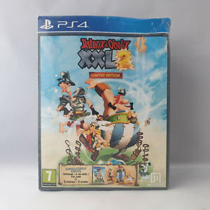 Sony Playstation 4 PS4 - Asterix & Obelix XXL 2 Limited Edition NEW SEALED
