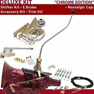 FMX Shifter Kit 23 Swan E Brake Cable Clamp Clevis Trim Kit For D2334