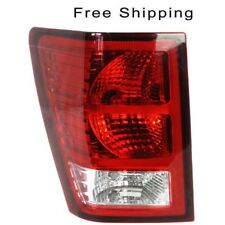 Tail Lamp Assembly Driver Side Fits Jeep Grand Cherokee 2007-2010 Ch2800172