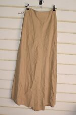 Per Una Marks And Spencer Long Length Skirt - Brown - Size 12 (RefD6)