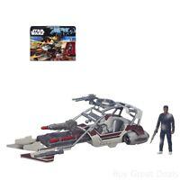 Star Wars The Force Awakens 3.75in Vehicle Jakku Landspeeder