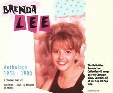 Brenda Lee - Anthology 1956-1980 - Double (2) CD