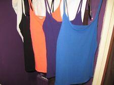 Ladies Strappy Vest Top