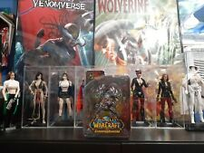 New listing Dc Unlimited World of Warcraft Undead Rogue Skeeve Sorrowblade figure☆New☆