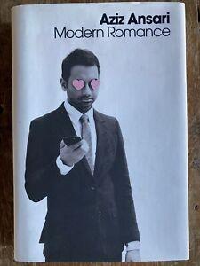 Modern Romance by Eric Klinenberg and Aziz Ansari (2015, Hardcover)