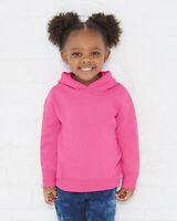 Rabbit Skins Toddler Kids Fleece Pullover Hoodie Winter Hooded Sweater RS808
