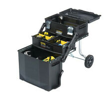 Stanley 37 Inch Fatmax Rolling Mobile Portable Tool Parts Storage Workshop Box