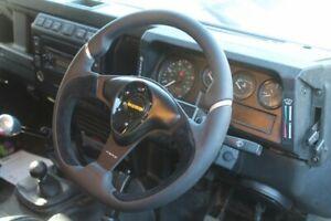 "48 spline MOMO Nero 14"" sport steering wheel boss Fit Land Rover Defender 90 110"