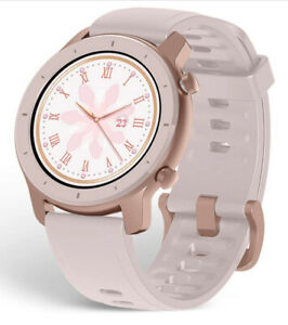 Amazfit GTR Smartwatch 42mm-GPS Activity Tracker 12Sport Mode Classy Design Pink