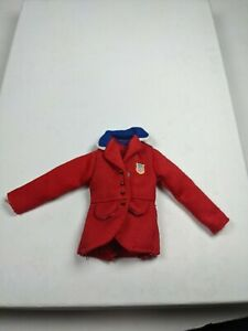 "Doll Clothes fits 9"" Stacie or Skipper dolls Red USA Jacket"