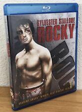 ROCKY (Blu-Ray Disc, 20011) Region A LIKE NEW!
