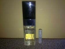 CHANEL CRISTALLE EDT 2ML SAMPLE
