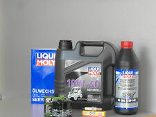 Maintenance - Set ATV Arctic Cat 400 4x4, Service with Oil Filter, Candle Oil