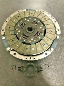 "Dumper Clutch Kit 9 1/2"" Fits BENFORD TEREX THWAITES BARFORD"