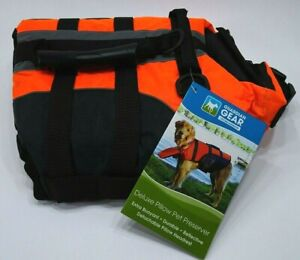 Pet Dog Life Jacket Guardian Gear Aquatic Safety Preserver X Small New with Tags