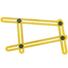 TGR Angle-izer Multi-Angle Easy Shape Ruler Four-Sided Template Measuring Tool