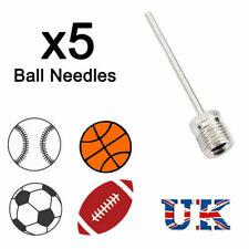 """football pump//rugby//soocer// bike pumper  12/"""" needle uk free post"""