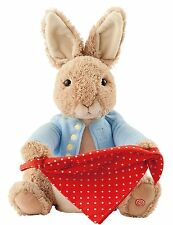 Gund Beatrix Potter Peter Rabbit Peek A Boo Plush  Age 3+ 36cm A26435 New