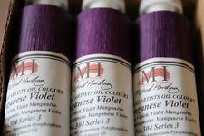 Michael Harding : Oil Paint : 40ml : Manganese Violet Series 3