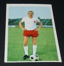 FRANKOWSKI ROT-WEISS ESSEN FUSSBALL 1966 1967 FOOTBALL CARD BUNDESLIGA PANINI