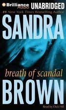Breath of Scandal by Sandra Brown (2007, MP3 CD, Unabridged)