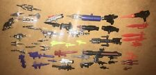 Lot Of 53 Vintage G1 Transformers Weapons Accessories And Parts 1980?s