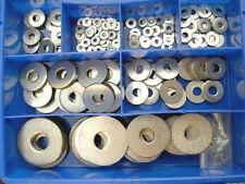 200 Teile acciaio inox karosserielscheiben SCATOLA ASSORTIMENTO M6/M8 DIN 9022