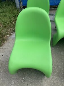 Authentic Vitra Panton Classic  Chair in Green (1)