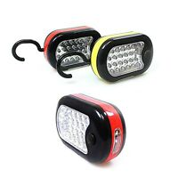 LED Work Light Torch with Hook Home Garage Car Super Bright With Magnet 10cm