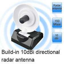 Radar 802.11n/g/b 150Mbps USB WiFi Wireless Adapter High Gain w/Antenna Lan Card