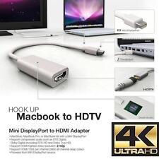 Thunderbolt DisplayPort DP to HDMI AV Adapter forApple Macbook Air Mac HF &J3