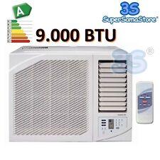 3S CLIMATISEUR type fenêtre 9000 BTU compresseur TOSHIBA avec pompe à chaleur