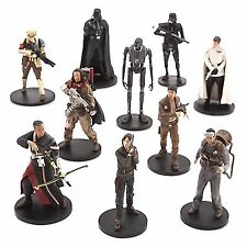 Rogue One: A Star Wars Story Deluxe Figurine Set, Set of 10 static figurines