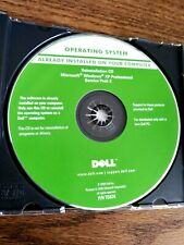Dell Reinstallation DVD Windows XP Professional Service Pack 2 Operating System