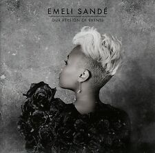 EMELI SANDE : OUR VERSION OF EVENTS / CD