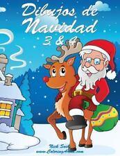 Navidad: Dibujos de Navidad 3 And 4 by Nick Snels (2014, Paperback, Large Type)