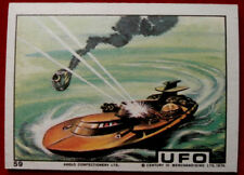 UFO - ANGLO (1970) - Card #59 - Naval Battle - Individual Trading Card