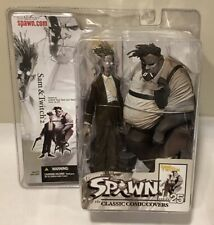 McFarlane Toys Sam and Twitch Spawn 25 Action Figure with 3 Cigarettes Variant