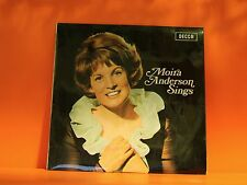 MORIA ANDERSON - SINGS - DECCA UK ISSUE *BUY 1 LP & GET 1 LP FREE* + FREE SHIP
