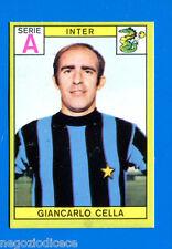 CALCIATORI PANINI 1968-69 - Figurina-Sticker - CELLA - INTER -Rec