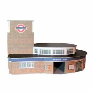 Kingsway, 00 scale, Redbridge Underground Station,  ** ready made **