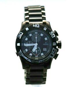 BRAND NEW FESTINA Chrono Bike Steel Wristwatch with Date NEW Battery 42mm F156