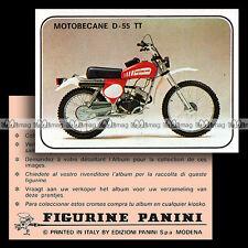 #pnms79.315 ★ MOTOBECANE D 55 TT ★ Panini Moto Sport 79