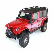 Rugged Ridge Roof Rack 07-17 Jeep Wrangler Unlimited Jku 4 Door X11703.02